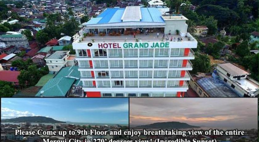 Best time to travel Myeik Hotel Grand Jade