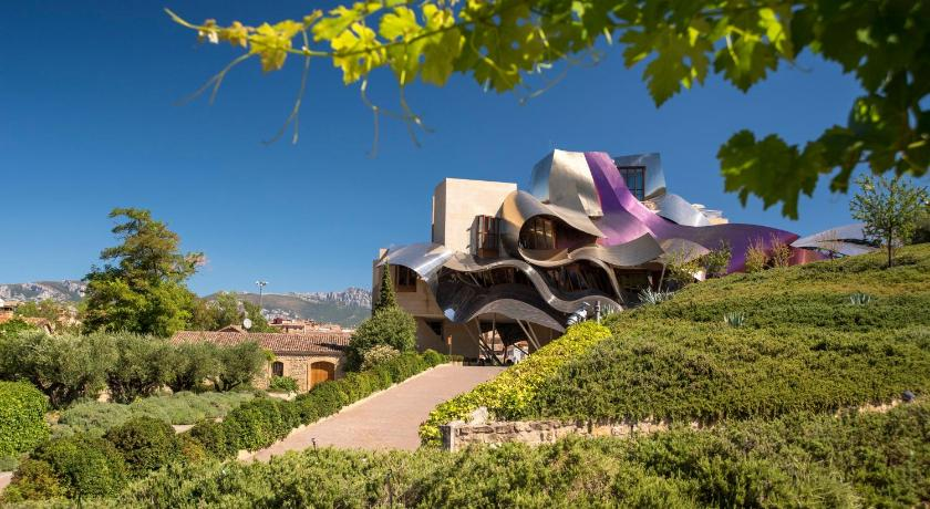 Best time to travel Spain Marqués de Riscal, a Luxury Collection