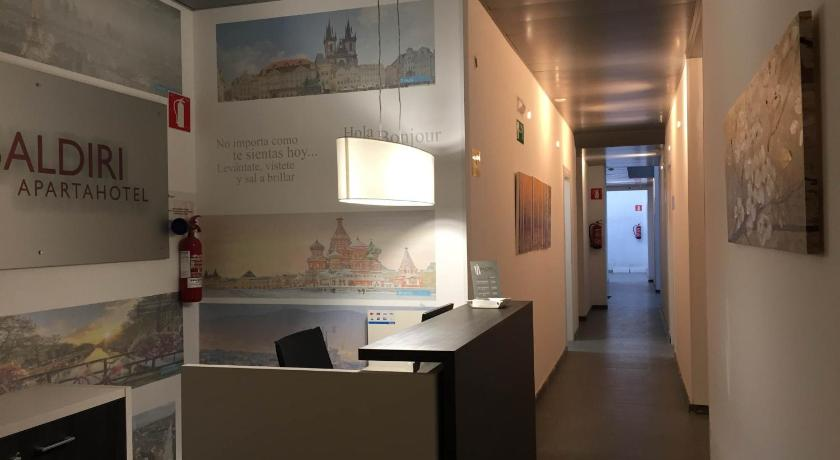 Apartahotel Baldiri - Barcelona