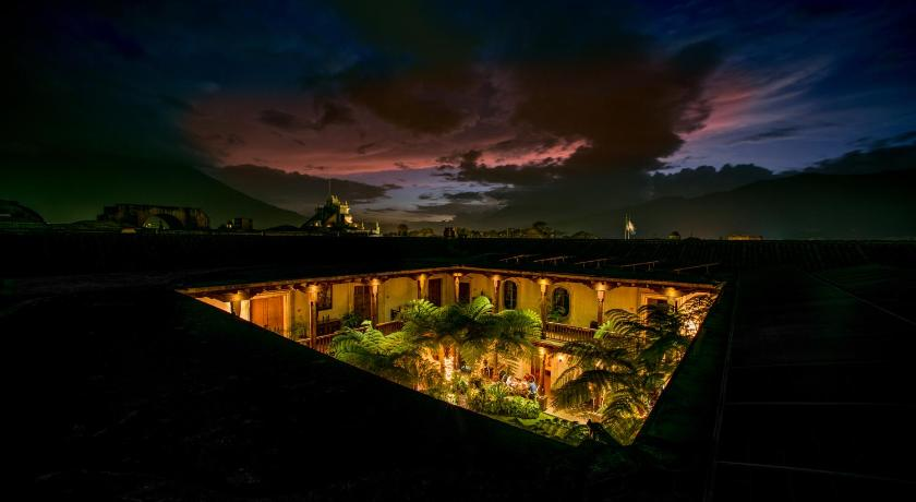 Best time to travel Amatitlán Hotel Palacio de Dona Leonor