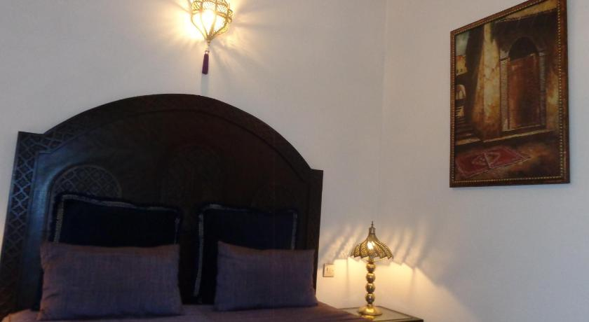 Superior  Double Room Riad Mouna