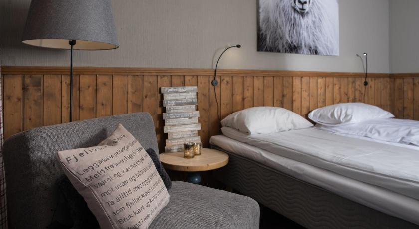 More about Spidsbergseter Resort Rondane