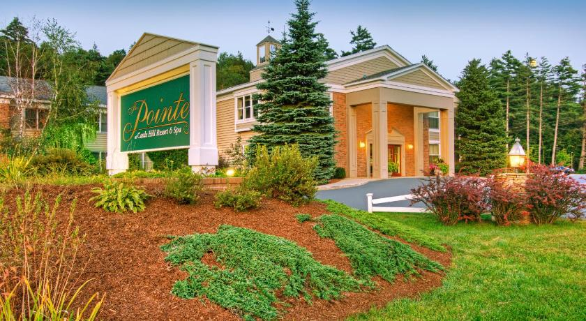 Best time to travel United States The Pointe at Castle Hill Resort & Spa