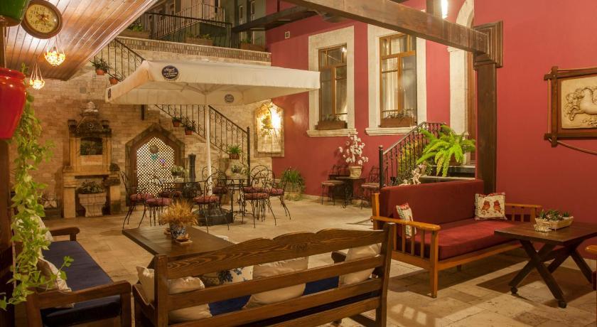 Best time to travel Turkey Cankaya Konaklari Hotel