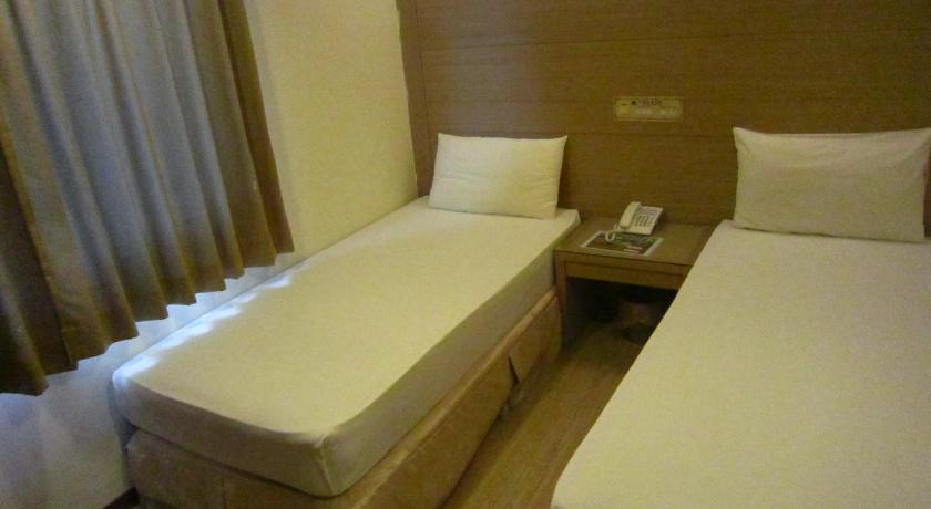 Best time to travel Taiwan Gau Shan Ching Hotel