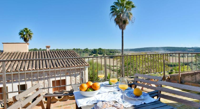 Best time to travel Majorca Mallorca town house with terrace