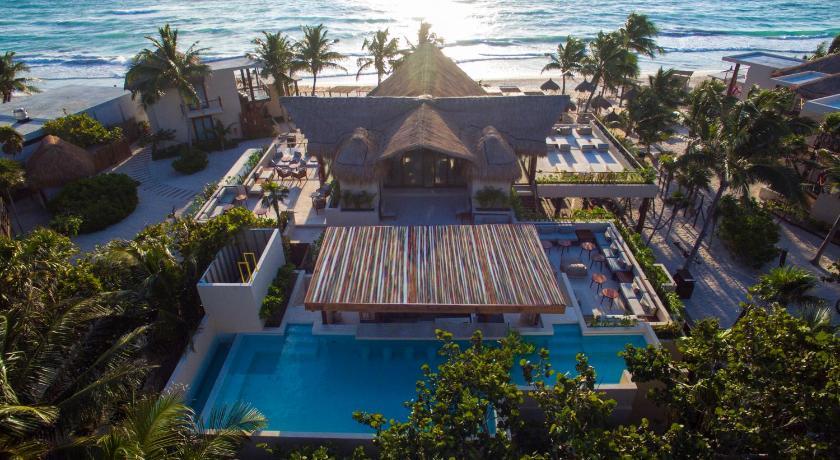 Best time to travel Mexico La Zebra a Colibri Boutique Hotel