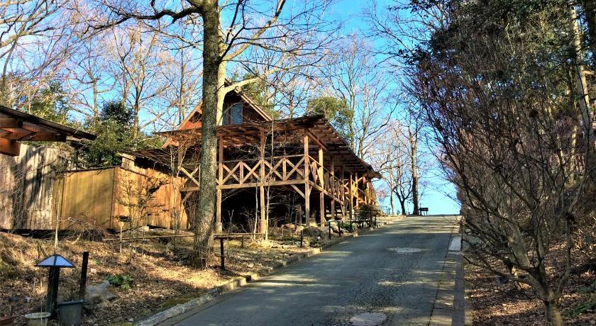庫拉薩科溫泉櫻花度假屋