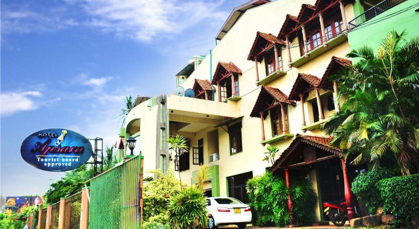 Hotel Apsara Prices, photos, reviews, address  Sri Lanka