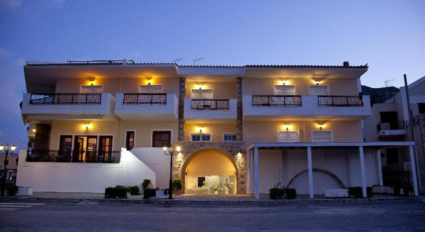Best time to travel Hydra Filoxenia Hotel
