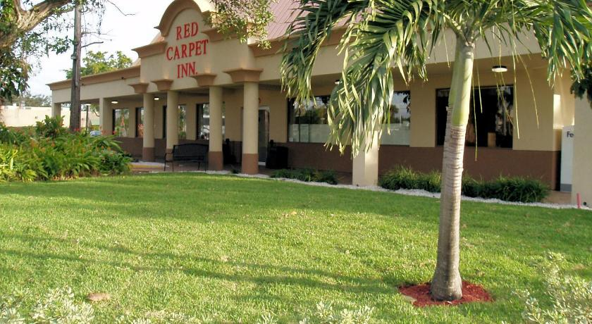 Best time to travel United States Red Carpet Inn Airport Fort Lauderdale