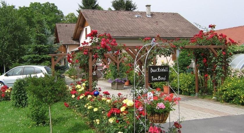 Best time to travel Austria Gästehaus Kristall - Familie Gangl