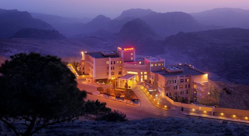 Best time to travel Petra Petra Marriott Hotel