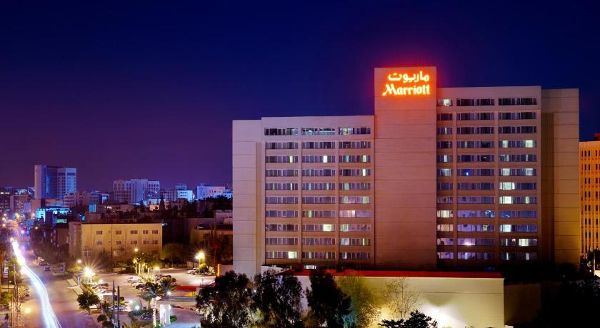 Best time to travel Amman Amman Marriott Hotel