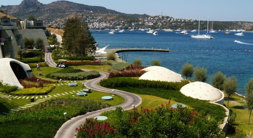 Best time to travel Bodrum Kuum Hotel & Spa