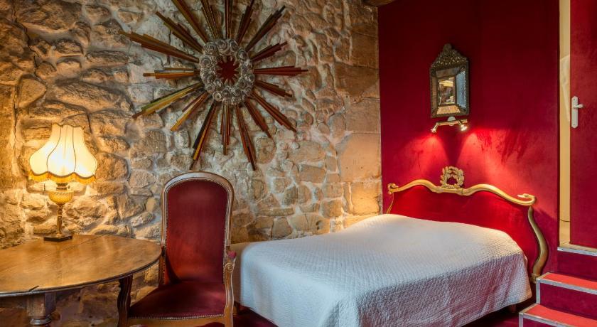 Best time to travel Paris Hotel Esmeralda