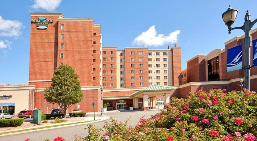 Best time to travel United States Homewood Suites by Hilton Edgewater-NYC Area