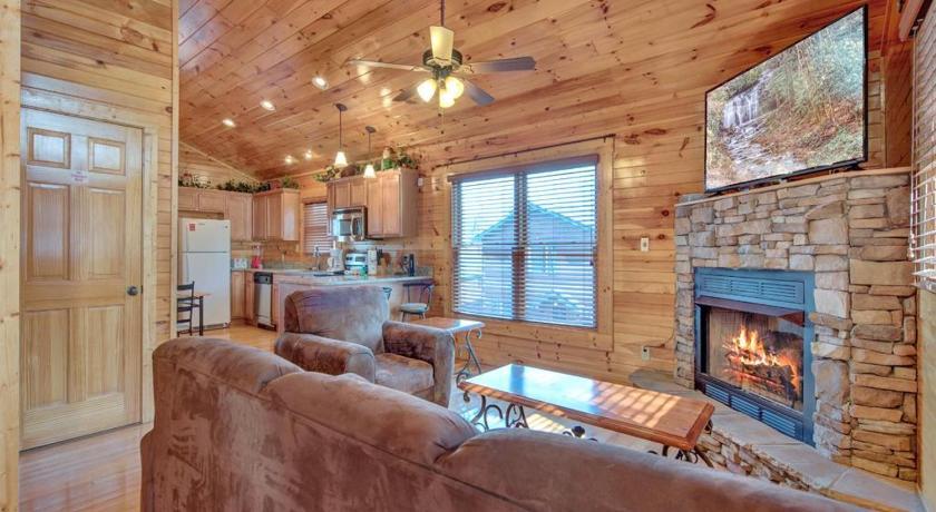 Magic Moments Ii One Bedroom Cabin Gatlinburg Tn Booking