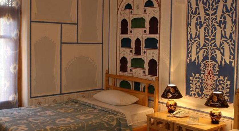 Best time to travel Bukhara Komil Bukhara Boutique Hotel