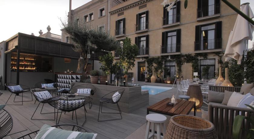 Hotel Oasis - Barcelona