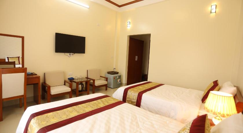 Deluxe Twin Room Royal Hotel Ha Giang