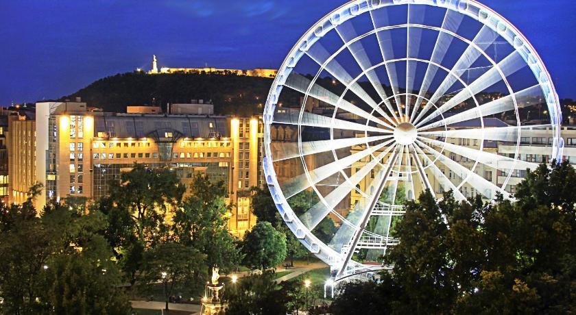 Best time to travel Budapest Kempinski Hotel Corvinus Budapest