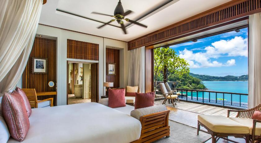 Best time to travel Seychelles MAIA Luxury Resort & Spa Seychelles