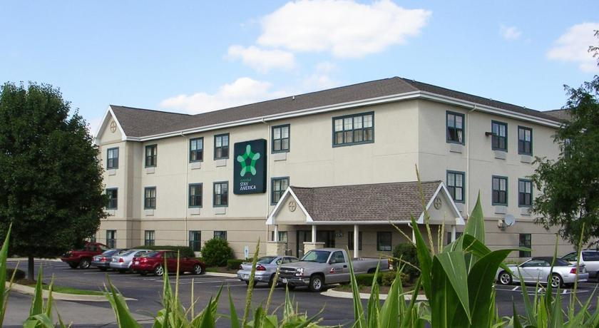 Best time to travel United States Extended Stay America - Chicago - Naperville - West