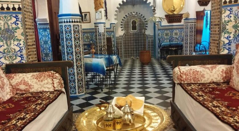 Best time to travel Ksar el-Kebir Hotel Riad Dalia Tetouan
