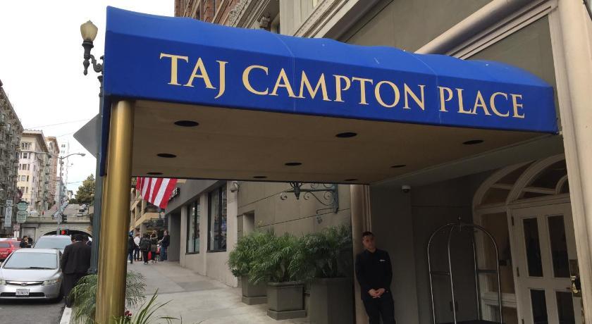 Taj Campton Place 340 Stockton Street San Francisco