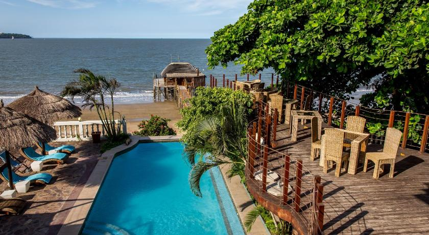 Best time to travel Mozambique Catembe Gallery Hotel