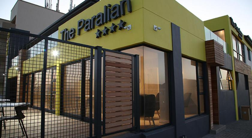 More about The Paralian