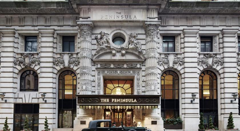 Best time to travel Manhattan The Peninsula New York