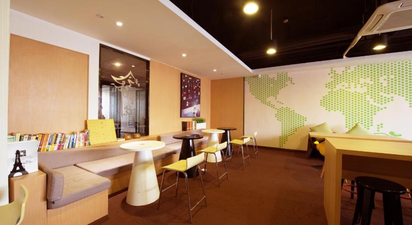 Best time to travel China IU Hotel Neijiang Zizhong Zizhou Avenue