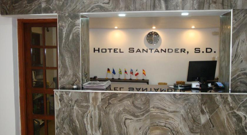 More about Hotel Santander SD