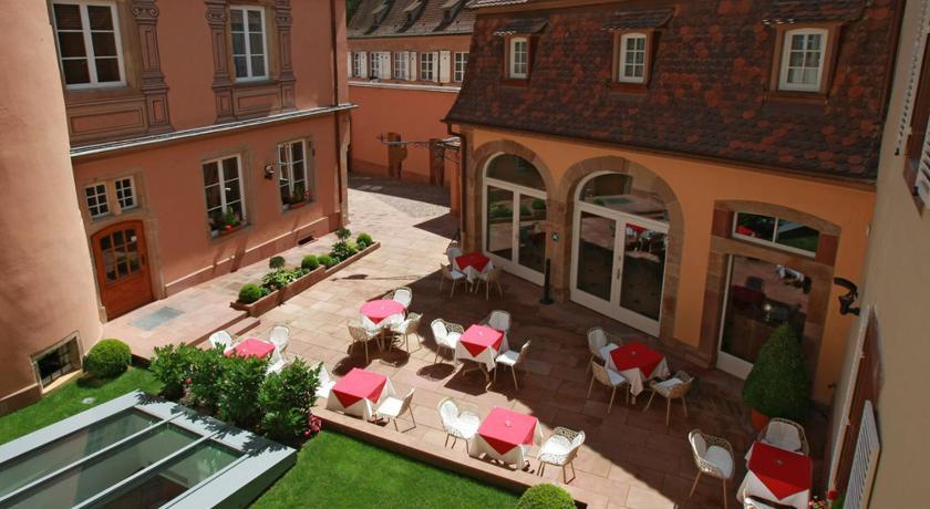 Hôtel & Spa Le Bouclier D'or