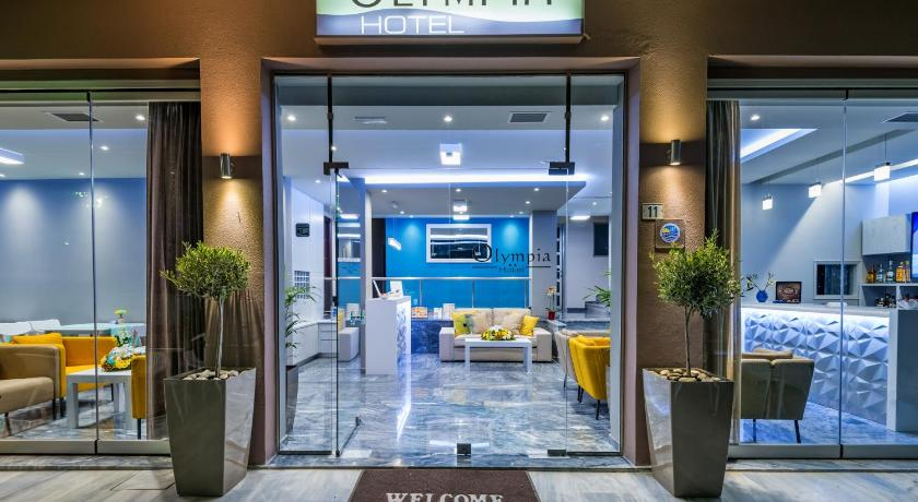 Best time to travel Kos Olympia Hotel