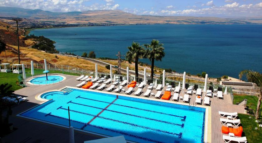Best time to travel Israel Golan Hotel
