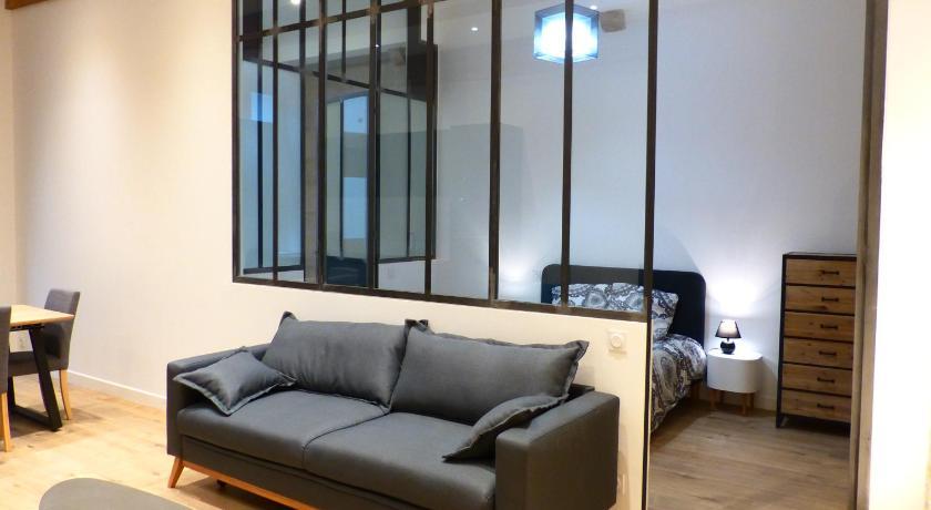 Hyper centre : Appartement Deco Atelier ou Studio Mezzanine ...
