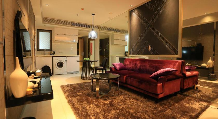 Shenzhen Yemu Aparthotel Raffles in China - Room Deals, Photos & Reviews