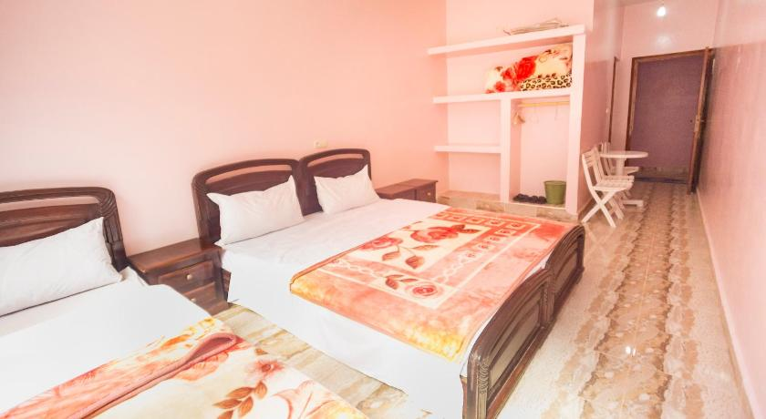 Standard Double Room Kasbah Hotel Camping Jurassique