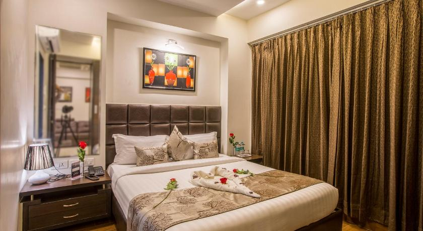 Deluxe Double Room Prominent Corporate Residency