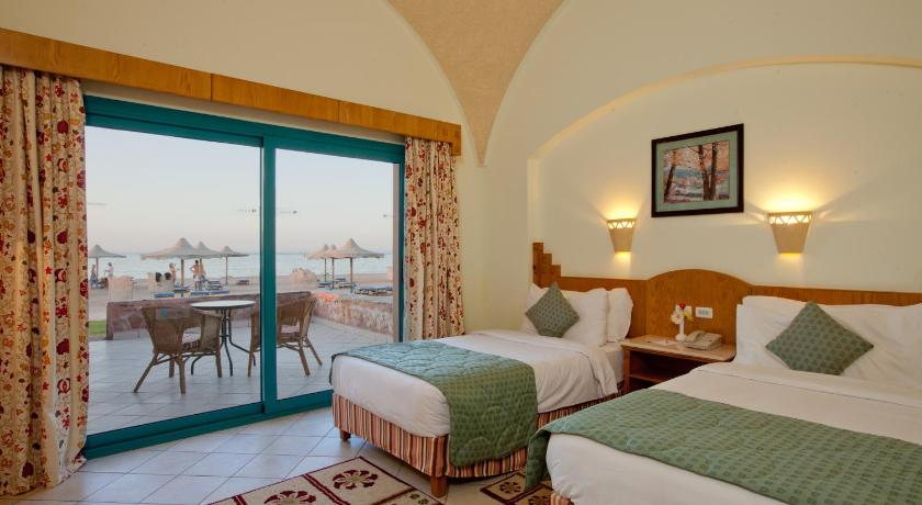 Double Room with Garden and Pool View Sentido Oriental Dream Resort Marsa Alam