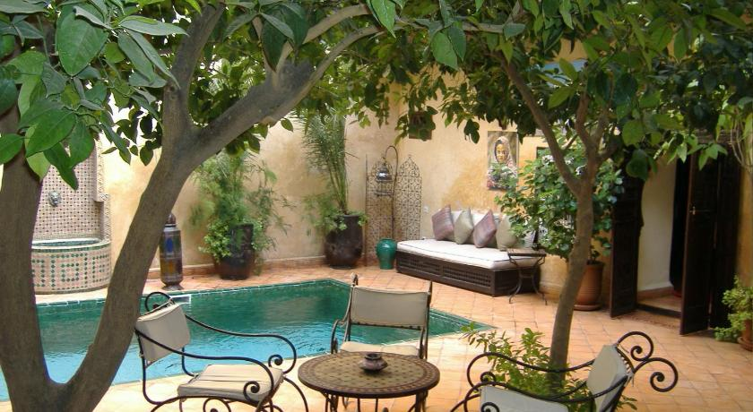 Best time to travel Morocco Riad Du Petit Prince