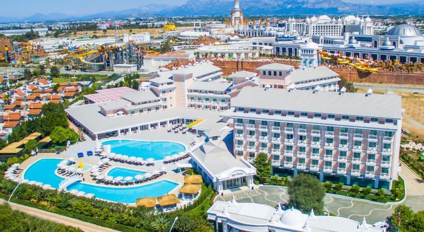 Innvista Hotels Belek Priser Fotos Anmeldelser Adresse Tyrkiet