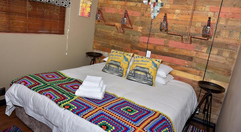 Standard Double Room Bwelani Guest House