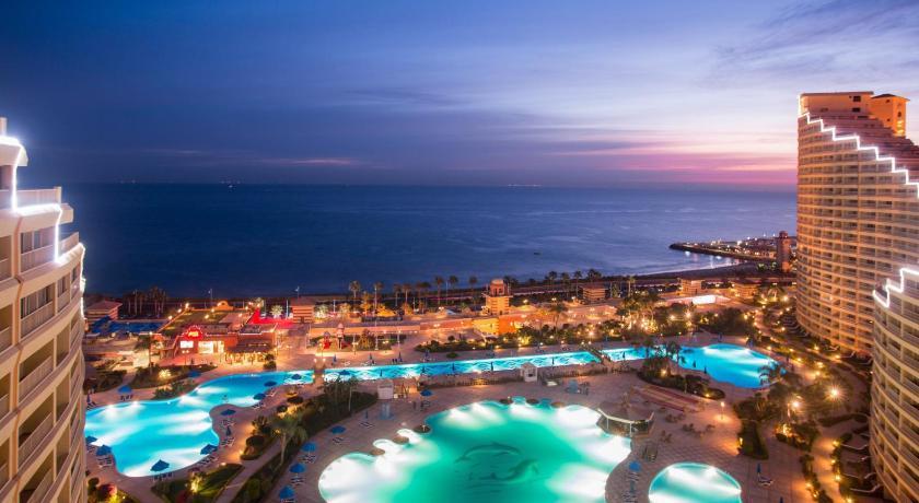 Best time to travel Egypt Porto Sokhna Beach Resort
