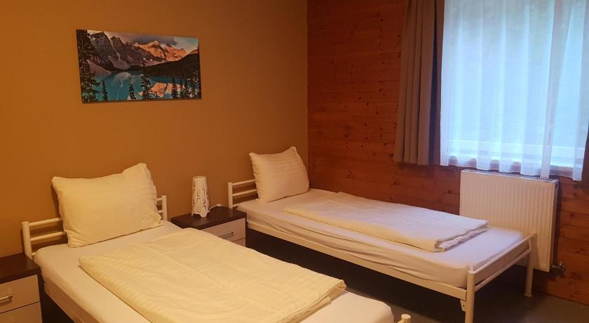 Double Room Hotel Sportland & Outdoor-Center