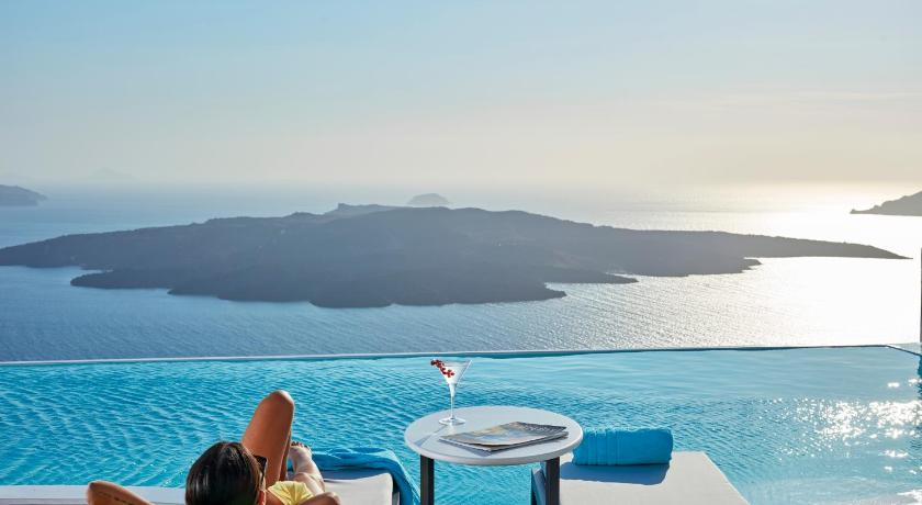 Best time to travel Greece Cosmopolitan Suites - Small Luxury Hotels of the World