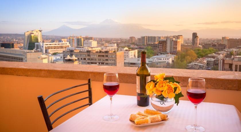 Best time to travel Yerevan 14th Floor Hotel